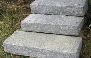 kő lépcső