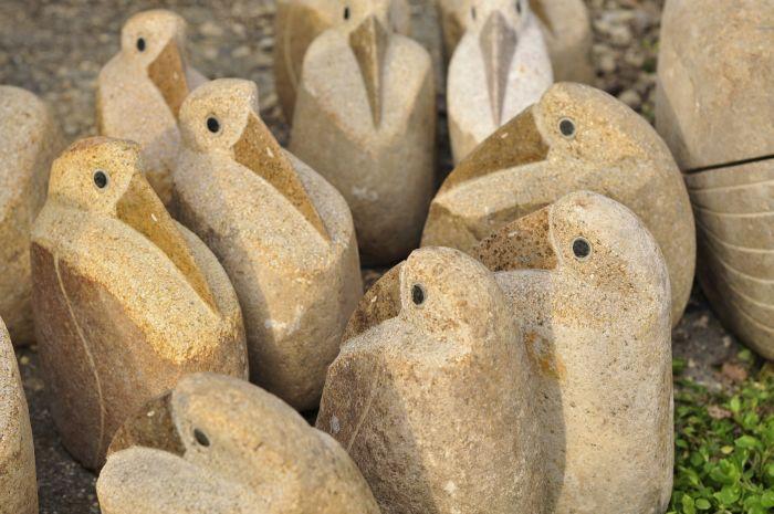 gránit madarak